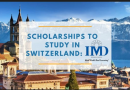 Scholarship in Switzerland For Ethiopian Students Oct 14 2018