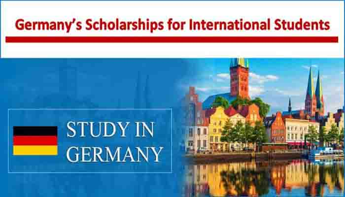 scholarship in germany