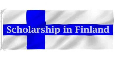 full scholarship in finland