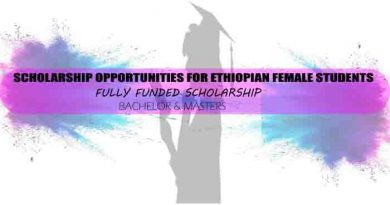 scholarship for female students