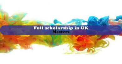 Fully Funded Masters scholarship opportunities – Apply Now